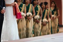 indian wedding ceremony,indian bridesmaids' fashion,indian bridesmaids