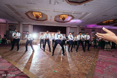 dj and entertainment,lightning,indian wedding reception,indian groomsmen fashion