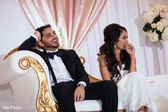 indian wedding reception,indian bride fashion,indian groom suit,indian wedding reception floral and decor