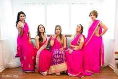 indian bridesmaids,indian bridesmaids' fashion,indian bride lengha