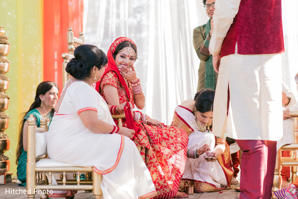 Maharani ready to see her Raja.
