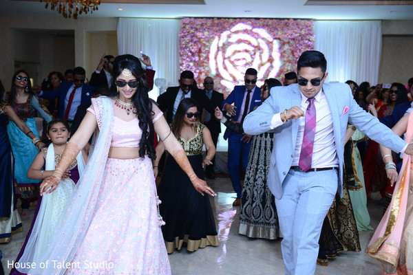 dj and entertainment,sangeet,indian groom suit,indian bride lengha