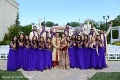 indian bride lengha,indian groom sherwani,indian groomsmen fashion,indian bridesmaids' fashion
