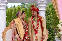 indian wedding ceremony,indian groom sherwani,indian bride lengha,bridal jewelry