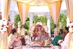 indian bride lengha,indian groom sherwani,indian wedding ceremony