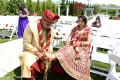 indian wedding ceremony,indian bride lengha,indian groom sherwani