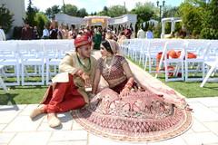 indian groom sherwani,indian bride lengha,indian wedding ceremony