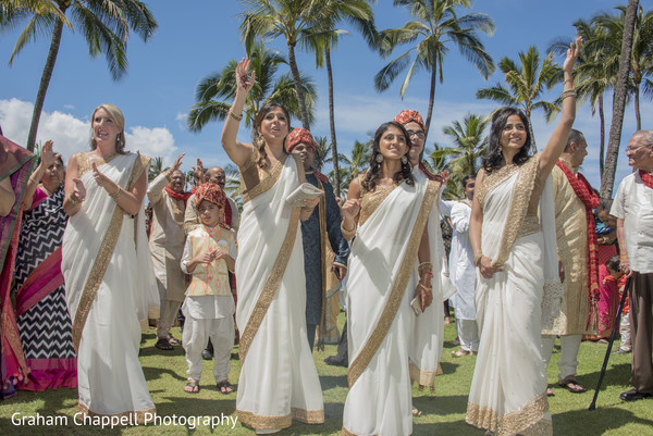 sari,indian bridesmaids fashion,white sari