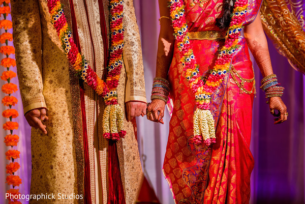 indian wedding ceremony,floral and decor,indian groom,indian bride