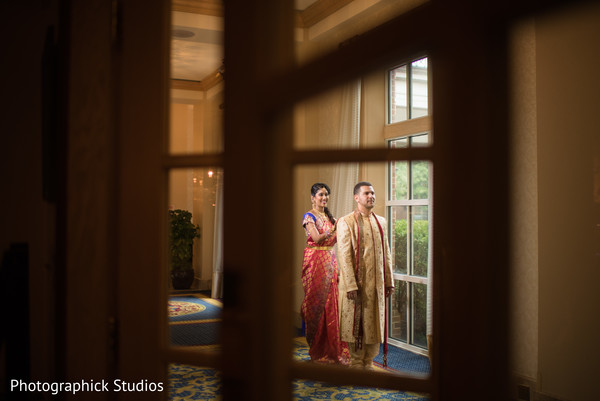 indian bride,indian wedding photography,first look photography,indian groom