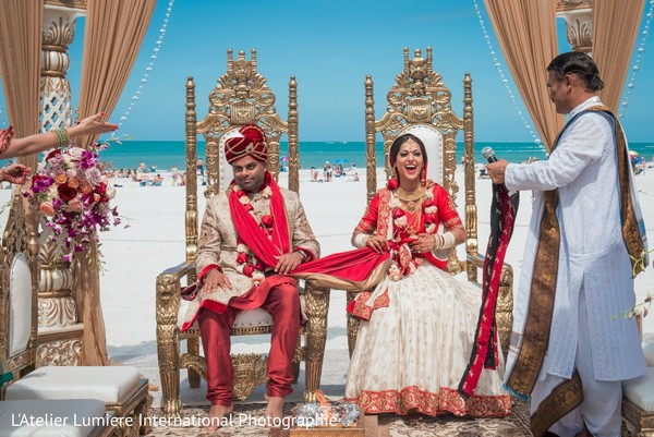 indian wedding ceremony,indian bride and groom,floral and decor