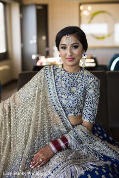 indian bride fashion,reception fashion,bridal lengha