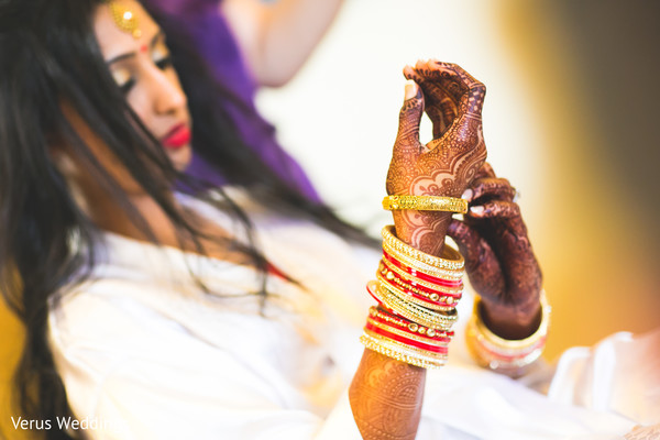 bridal jewelry,bride bangles,mehndi art,indian bride getting ready