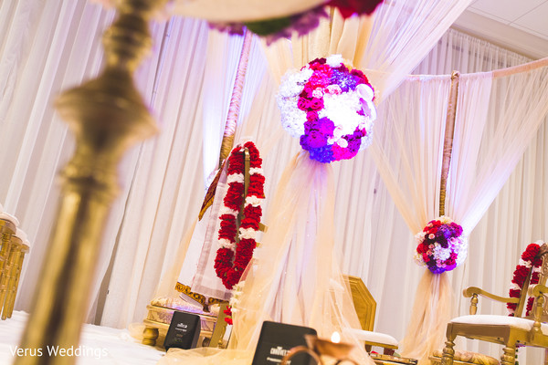 indian wedding ceremony floral and decor,indian wedding ceremony,mandap