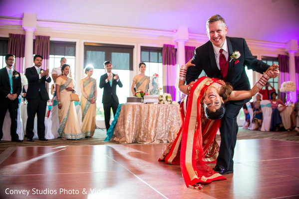 Irving TX Indian Fusion Wedding by Convey Studios Maharani Weddings