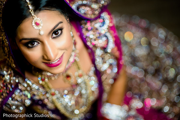 indian bridal makeup,indian bride fashion,bridal jewelry,bridal tikka