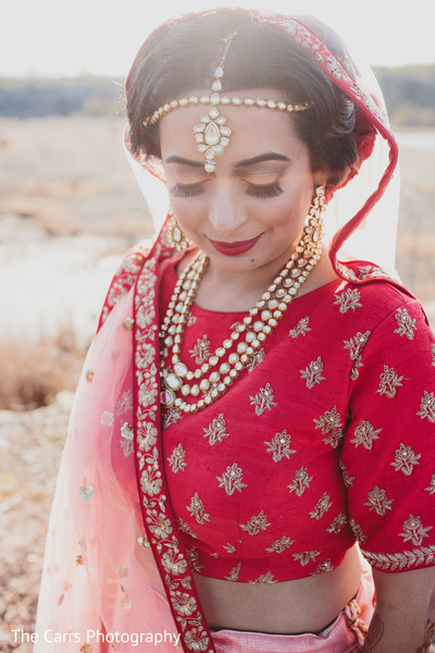 indian bride,bridal fashion,hair and makeup,indian wedding photography