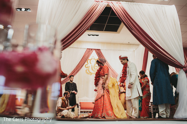 indian wedding ceremony,indian bride,indian groom,mandap