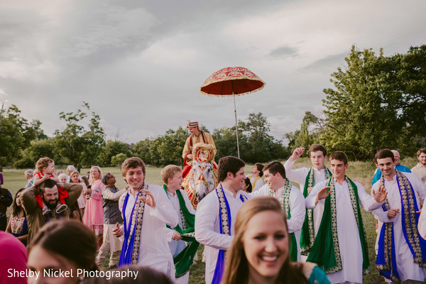baraat,baraat procession,indian wedding baraat
