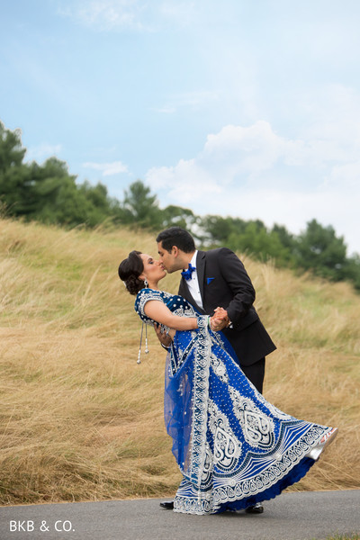 Insanely beautiful wedding reception photo shoot.