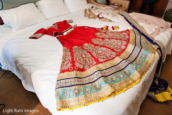 Indian bride lengha