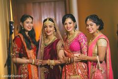 indian bride fashion,bride bangles,bridal jewelry,indian bridal party