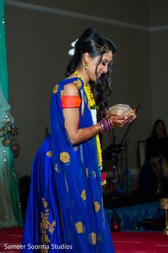 indian bride,pre-wedding traditions,pre-wedding fashion