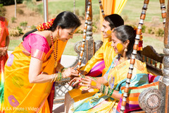 haldi,jula,pre- wedding celebrations,floral and decor