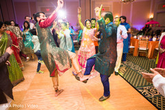 sangeet,indian bride,indian groom,dj and entertainment