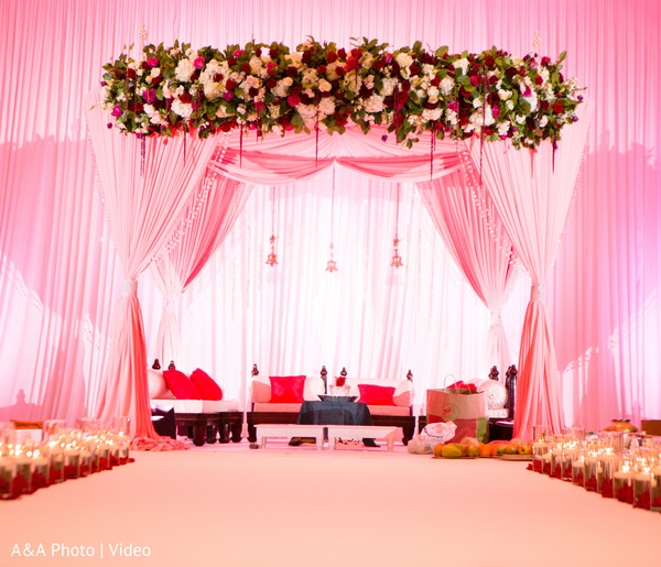 indian wedding ceremony,floral and decor,planning and design,mandap