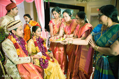 south indian wedding ceremony,south indian bride and groom