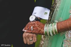bride bangles,wedding rings,indian bridal mehndi