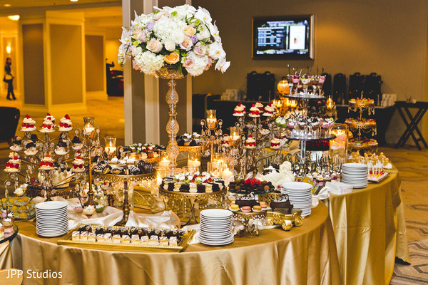 indian wedding reception,indian wedding planning and design,indian wedding catering,floral centerpieces