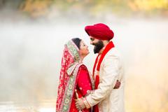 Amazingly Heartfelt sikh wedding photography.