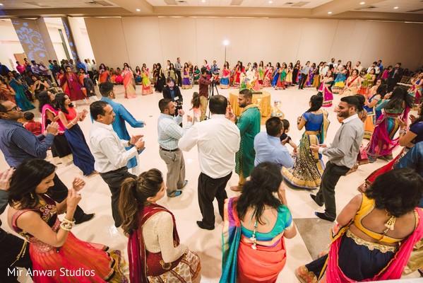 Sangeet celebration party