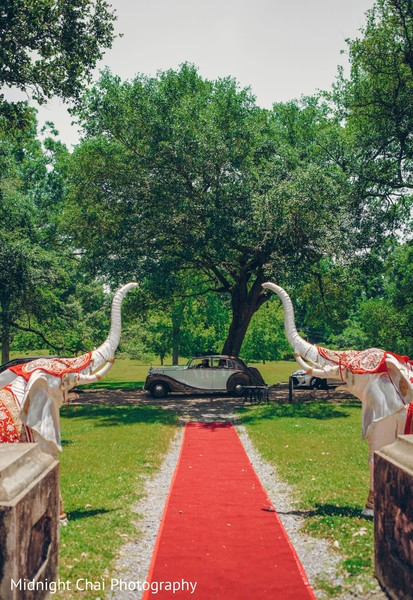 indian wedding ceremony,transportation,floral and decor