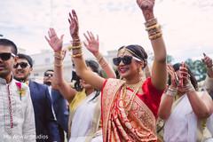 indian bride fashion,milni ceremony,bridal jewelry