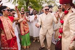 bridal jewelry,indian groom fashion,indian bride fashion,milni ceremony