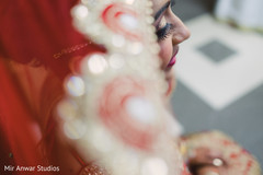 indian bride getting ready,indian bride fashion,indian bridal makeup