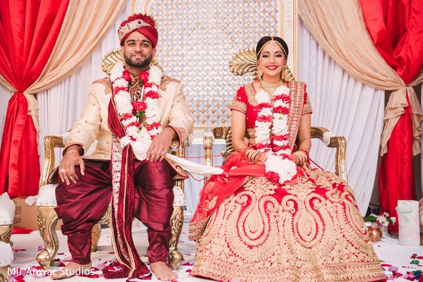 indian wedding ceremony,indian bride and groom portrait,indian bride fashion,indian groom fashion