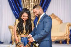 indian wedding reception,indian bride lengha,indian groom suit