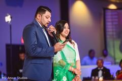 indian wedding reception,indian groomsmen,indian bridesmaids