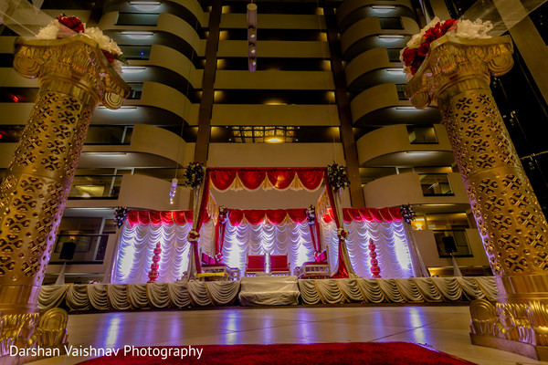 mandap,indian wedding ceremony,floral and decor