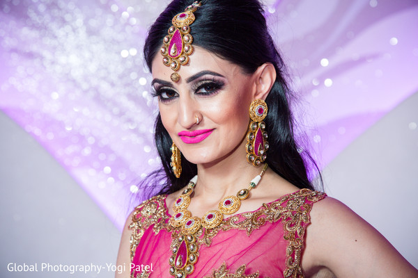 indian bride,bridal jewelry,sangeet,pre- wedding celebrations