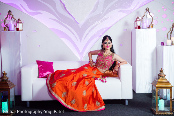 pre- wedding celebrations,sangeet,indian bride lengha