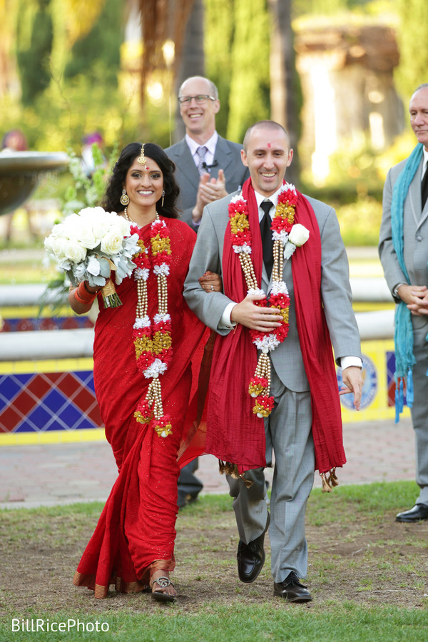 indian wedding ceremony,indian couple