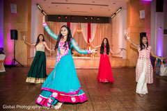 indian wedding reception,choreography,dj