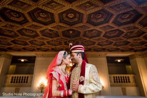 indian bride lengha,indian groom fashion,indian bride and groom,first look photography