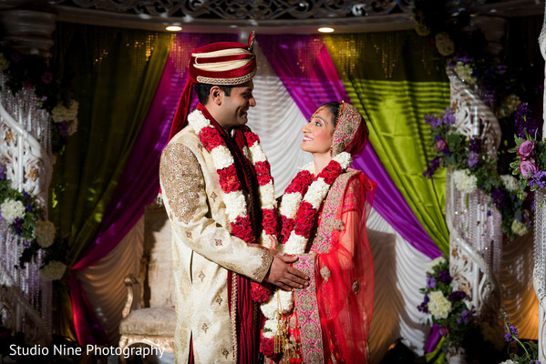 indian bride and groom,indian bride fashion,indian groom fashion
