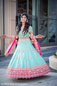 pre- wedding celebrations,indian bride,pre wedding fashion,lengha